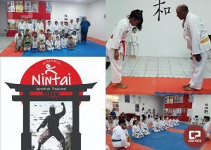 Academia Nintai promove jornada com 14 horas de Karatê