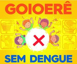 Dia D contra a Dengue será neste sábado, 25, na Praça da Igreja Matriz