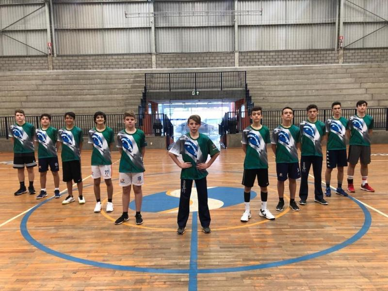 Atletas de Ponta Grossa representam o Paraná na Olimpíada Escolar Brasileira