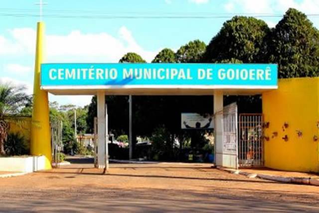 Mais um roubo no Cemitério foi registrado pela Polícia Militar, levaram dois pulverizadores e ferramentas