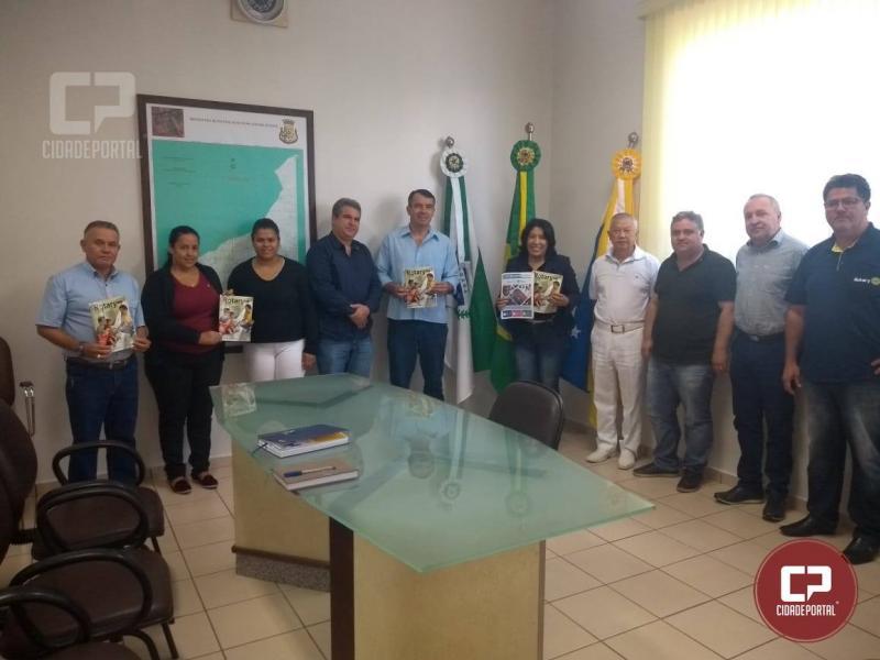 Rancho Alegre do Oeste inicia reuniões para formação de um Clube Satélite de Rotary na cidade