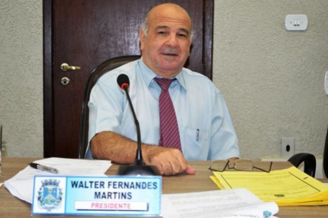 Presidente da Câmara de Goioerê suspende realização de Sessões por 15 dias