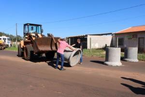 Prefeitura de Cruzeiro do Oeste realiza fechamento dos acessos á cidade