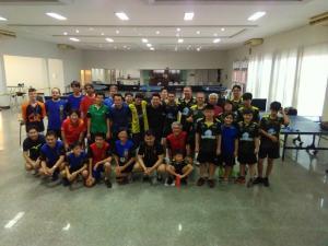 Águas Claras TTPONG ganha Ouro em Copa Absoluta Regional de Tênis de mesa em Paranavaí
