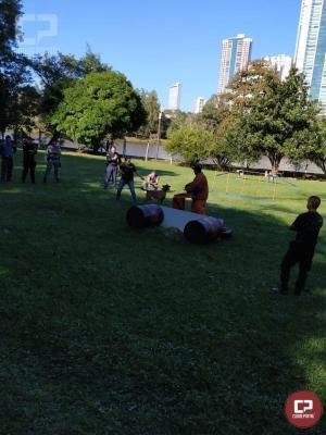 Equipe Canil da 5ªCIPM participa de seminário em Londrina