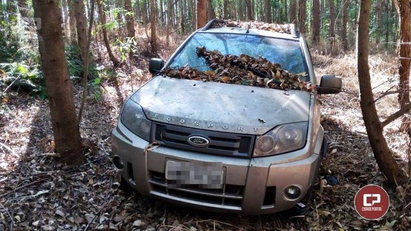 Polícia Militar de Moreira Sales recupera veículo roubado de fazenda em Goioerê em 2017