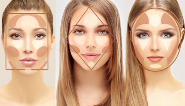 Finalmente você vai conseguir descobrir o formato exato do seu rosto em 2 passos