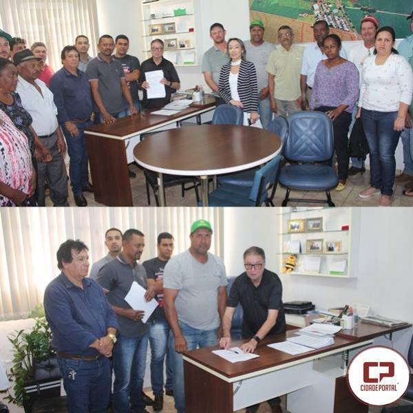 Prefeitura de Quarto Centenário ampliou os investimentos do pequeno produtor rural