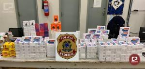Polícia Federal prende em flagrante suspeito de aplicar golpes em vendas pela internet em Maringá