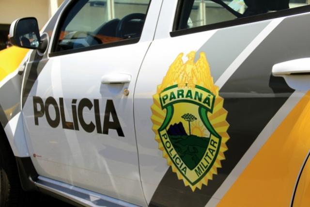 Uma motocicleta foi furtada na Avenida Santos Dumont neste domingo, 22