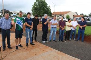 Arena Multiuso Esportiva é inaugurada em Goioerê