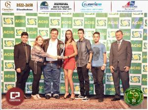 Happy Park recebeu premiação no evento dos Melhores do Ano Acig 2018