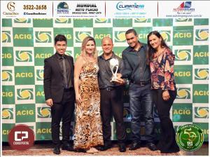 Jv Áudio recebeu Prêmio ACIG - Melhores do Ano de 2018