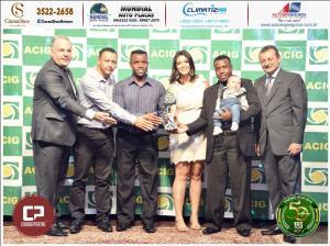CFC São Cristovão recebeu o Prêmio ACIG - Melhores do Ano de 2018