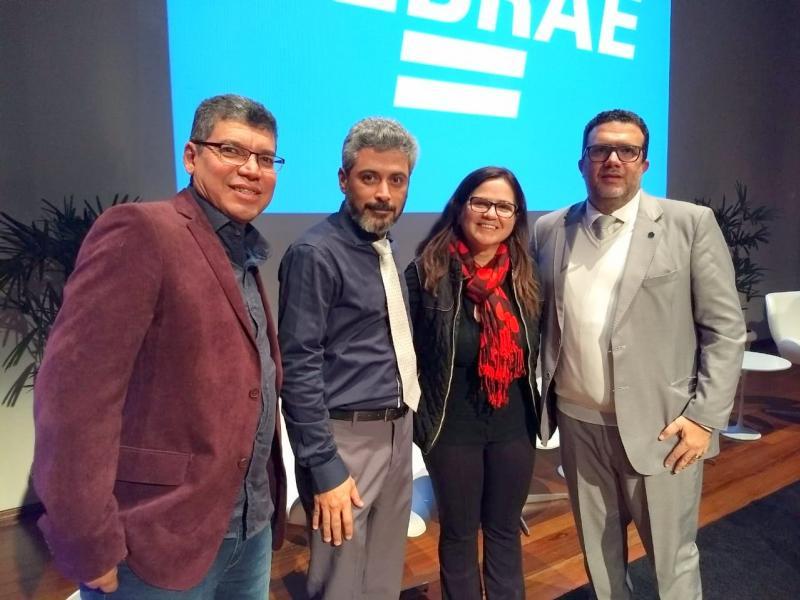 Secretária da INCOTUR Regina Cruz participou do FOPEME