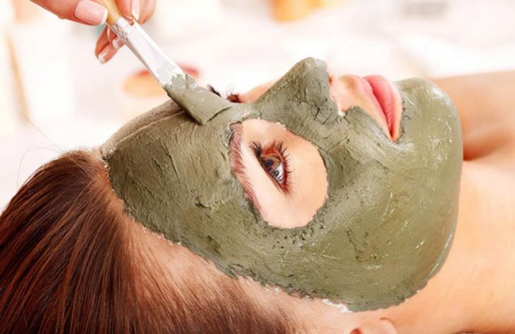 Máscaras com Argila para Tratar a Acne