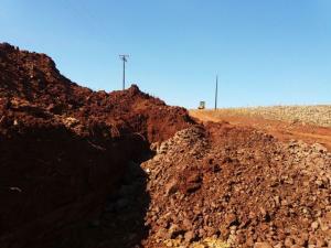 Melhorias em adequação e cascalhamento segue a todo vapor em estradas Rurais de Goioerê