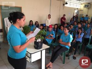 Quarto Centenário adere ao Programa Paraná mais Verde