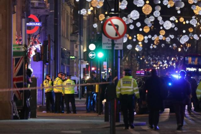 Estação de metrô em Londres é reaberta após fechar por suspeita de tiros