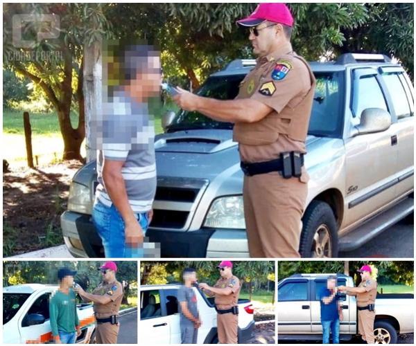 Operação Natal fiscalizou 16 veículos e realizou 12 testes de embriaguez em Goioerê