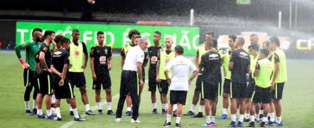 Operação 2018: Brasil pega Colômbia com novatos de olho em vaga na Copa