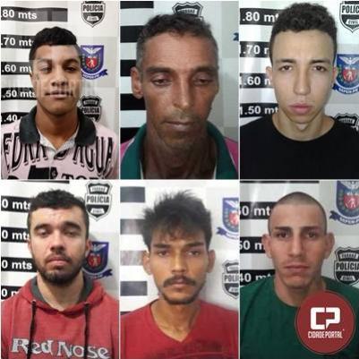 Na madrugada desta segunda-feira, 25, 12 presos conseguiram escapar da cadeia de Ubiratã