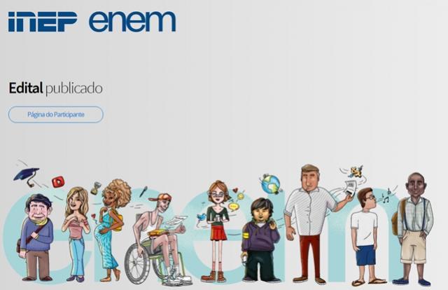 A partir do dia 1º de Abril você poderá pedir isenção da taxa de inscrição do Enem, confira o edital