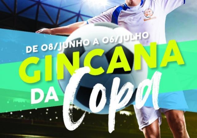 Colégio Novo Mundo realiza uma Gincana em alusão a Copa do Mundo de 2018