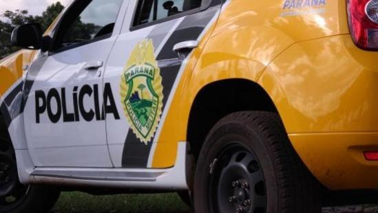 Ladrões rendem família em área rural na PR-180 e roubam vários veículos e pertences pessoais