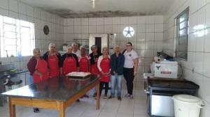 Encerramento do curso de Preparo de Pães e Doces oferecido pela Secretaria de Assistência Social