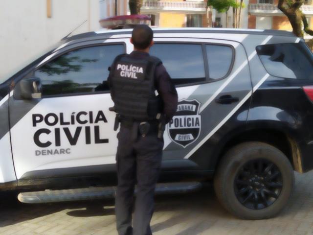 PCPR prende oito integrantes de quadrilha que controlava o tráfico próximo à praça Eufrásio Corrêa em Curitiba