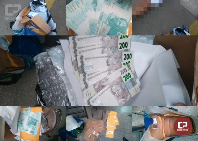 Em ação conjunta, PF apreende aproximadamente 500 mil reais em moeda falsa em São Paulo