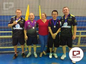 Águas Claras TTPONG surpreendem em Copa Regional de Tênis de Mesa em cascavel