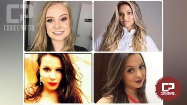 Quatro jovens paranaenses morrem em batida frontal na BR-282 em Santa Catarina