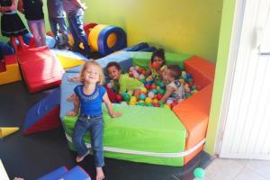 Reinaldo Krachinski inaugura nova Sala de Atividades Físicas do Centro Municipal de Educação Infantil