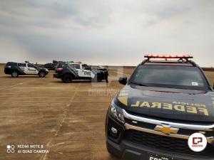 Polícia Federal de Maringá participa de ação conjunta