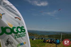 Festival de Voo Livre reúne 90 pilotos em cenário de tirar o fôlego