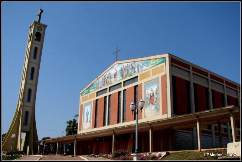 Santa Missa - Solenidade de Cristo Rei do Universo