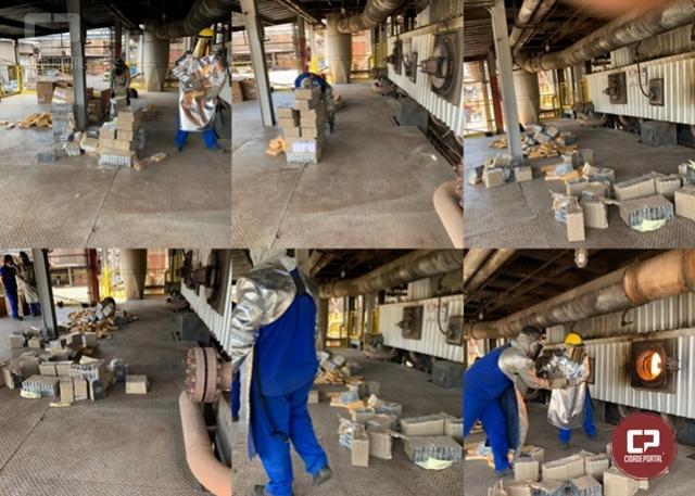 Polícia Federal incinera mais de 620 kg de entorpecentes em Maringá