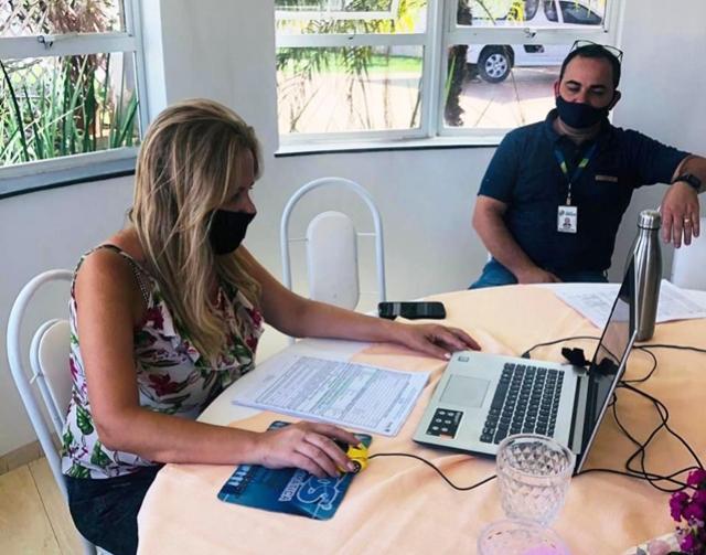 NRE de Goioerê promove reunião via Meet com diretores das escolas estaduais