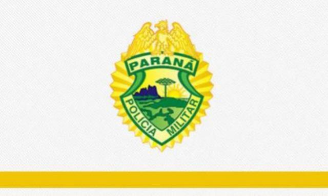 Policiais Militares foram acionados para atender uma ocorrência no Distrito de Jaracatiá em Goioerê