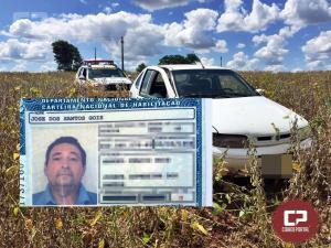 Identificado homem morto a tiros na PR-180 entre Goioerê e Moreira Sales