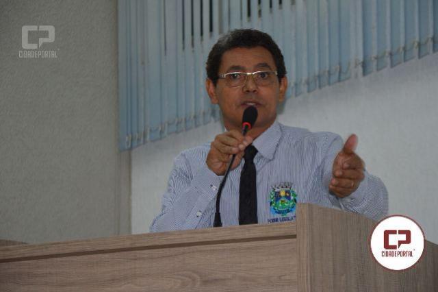 Vereador José Soares reitera pedido para a Criação da Guarda Municipal em Goioerê
