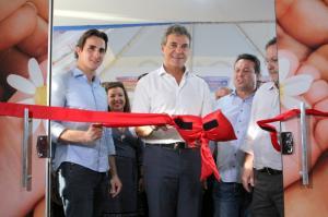 Pedro Coelho prestigia o governador Beto Richa em entrega de maternidade em Campo Mourão