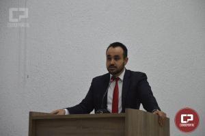 Delgado Hélio Nunes Pires assume a delegacia de Goioerê, Romão se emociona na despedida