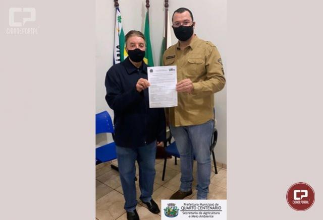 Parceria entre a prefeitura Centenário e UTFPR possibilita ajuda para 200 famílias na prevenção do Covid-19