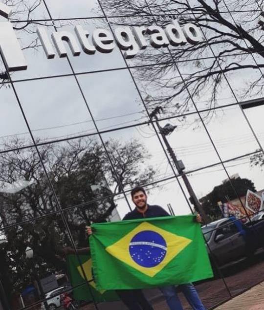 Goioerense Fábio PLaza vence o Concurso Estadual Universitário