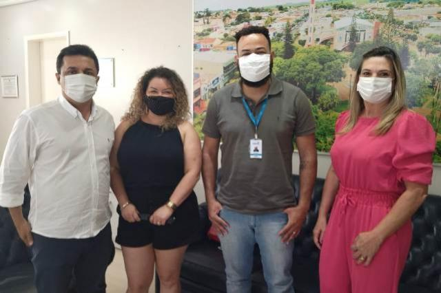 Presidente do CEDI-PR visita Centro de Convivência do Idoso de Goioerê