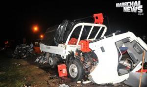 Família inteira morre em acidente no Paraguai no dia do Natal