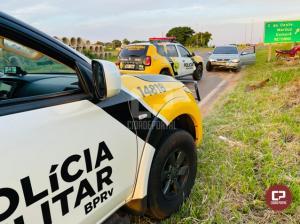 PRE de Cruzeiro do Oeste apreende mais de 200 kg de maconha na PR-323